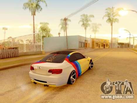 Real control from GTA 4 for GTA San Andreas third screenshot