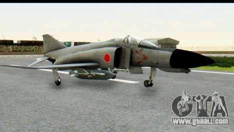 F-4EJ Mitsubishi Heavy Industries for GTA San Andreas