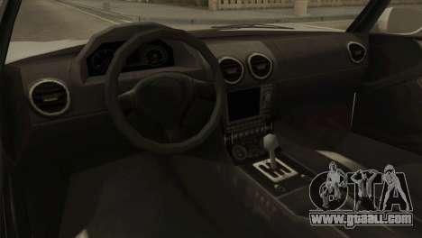 GTA 5 Coil Voltic v2 IVF for GTA San Andreas back view