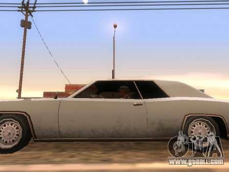 SilentPatch 1.1 for GTA San Andreas third screenshot