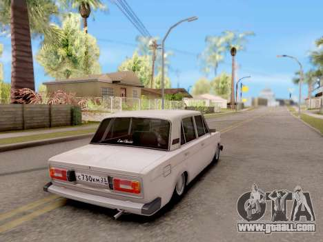 VAZ 2106 Classic for GTA San Andreas left view