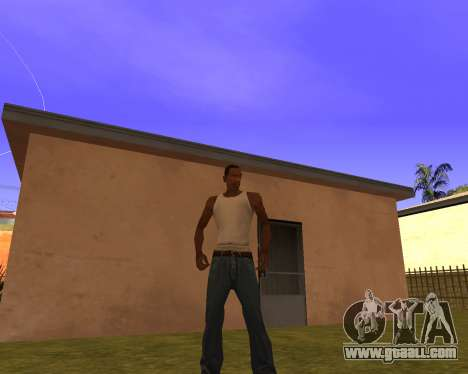 New Animation by EazyMo for GTA San Andreas second screenshot