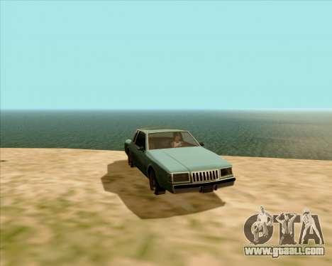 Real ENB Series for GTA San Andreas