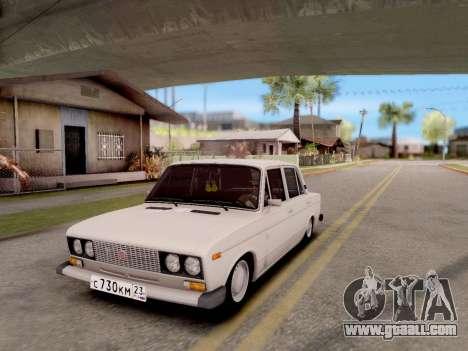 VAZ 2106 Classic for GTA San Andreas