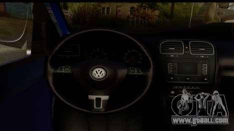 Volkswagen Caddy v1 for GTA San Andreas