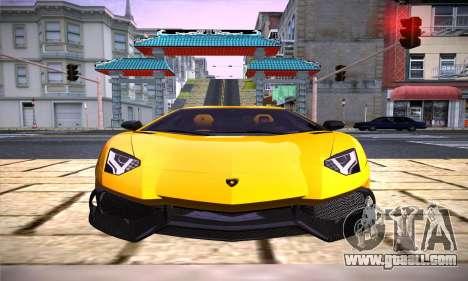 ENB by Dmitriy30rus for weak PC for GTA San Andreas second screenshot