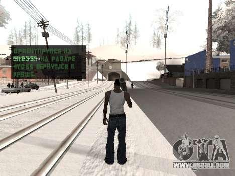 Colormod v5 for GTA San Andreas forth screenshot