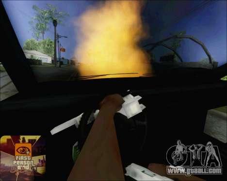 Riding on blown cars for GTA San Andreas third screenshot