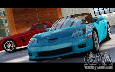 Forza Motorsport 5 Garage for GTA 4 second screenshot