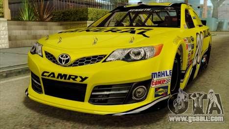 NASCAR Toyota Camry 2013 for GTA San Andreas