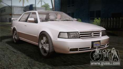 MP3 Fathom Lemanja LX SA Mobile for GTA San Andreas
