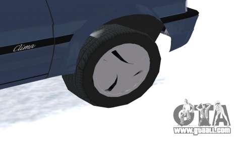 Dacia Super Nova for GTA San Andreas side view