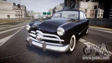 Ford Custom Club 1949 v2.1 for GTA 4