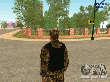 Arrows militia DND for GTA San Andreas forth screenshot