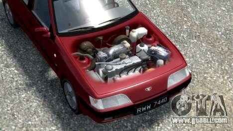 Daewoo Espero 2.0 CD 1996 for GTA 4 wheels
