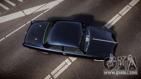 Ford Custom Club 1949 v2.1 for GTA 4 right view
