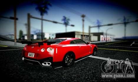 Blacks Med ENB for GTA San Andreas second screenshot