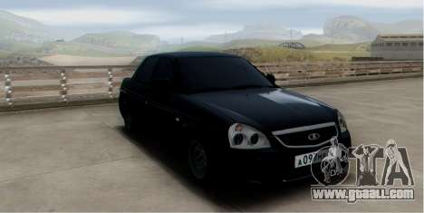 VAZ 2170 Caspian Cargo for GTA San Andreas