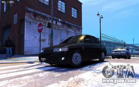 Lada 2110 for GTA 4