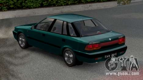 Daewoo Espero 2.0 CD 1996 for GTA 4 left view