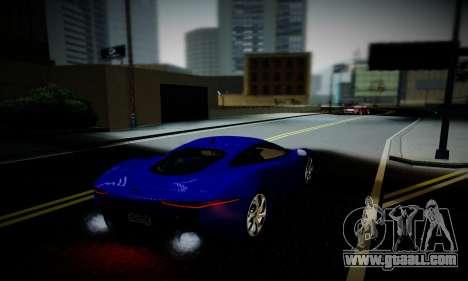 Blacks Med ENB for GTA San Andreas