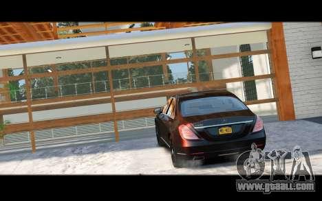 Forza Motorsport 5 Garage for GTA 4 forth screenshot