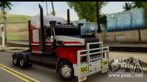 Mack Superliner 6x4 for GTA San Andreas