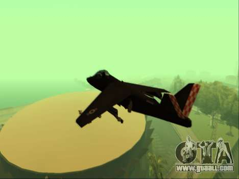 McDonnell Douglas AV-8B Harrier II Beta for GTA San Andreas
