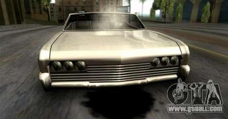 Oil leakage for GTA San Andreas third screenshot