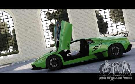 Forza Motorsport 5 Garage for GTA 4 seventh screenshot