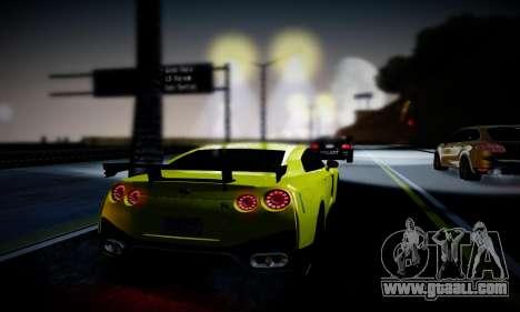 Blacks Med ENB for GTA San Andreas twelth screenshot