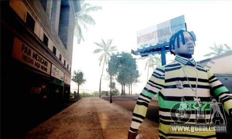 S-Shader Final Edition for GTA San Andreas forth screenshot