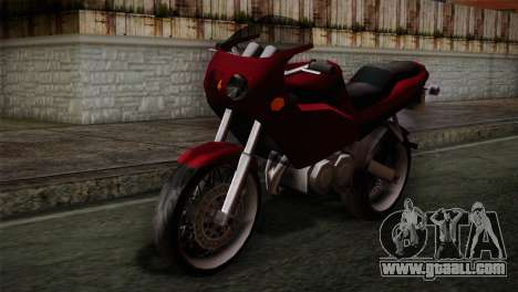 Original BF-400 IVF for GTA San Andreas