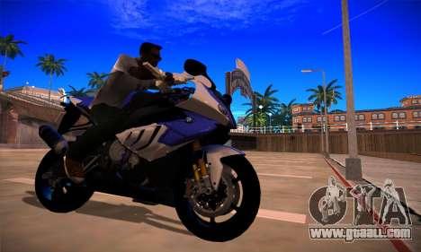 ENB by Dmitriy30rus for weak PC for GTA San Andreas third screenshot