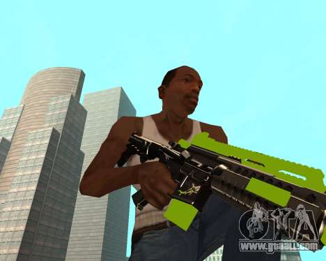 Sharks Weapon Pack for GTA San Andreas third screenshot