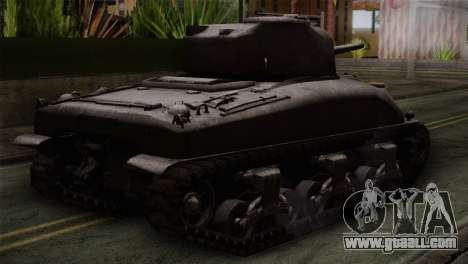 M4 Sherman for GTA San Andreas