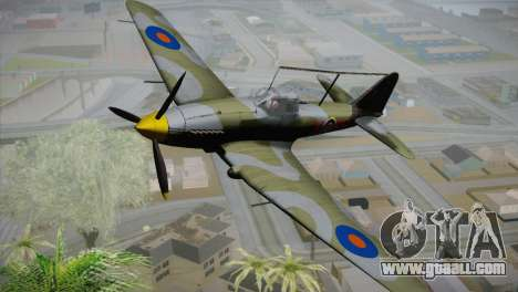 ИЛ-10 Royal Air Force for GTA San Andreas