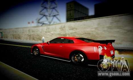 Blacks Med ENB for GTA San Andreas eighth screenshot