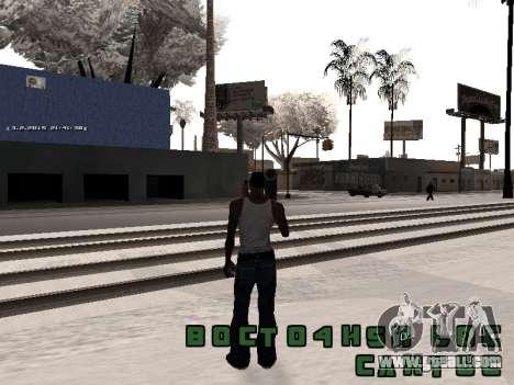 Colormod v5 for GTA San Andreas second screenshot