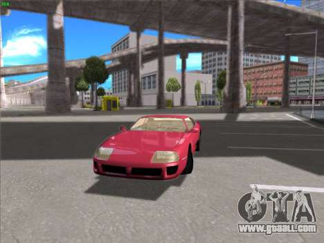 High Definition Graphics for GTA San Andreas second screenshot