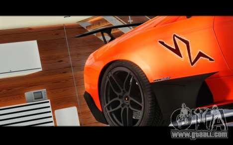 Forza Motorsport 5 Garage for GTA 4 sixth screenshot