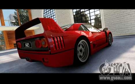 Forza Motorsport 5 Garage for GTA 4 tenth screenshot