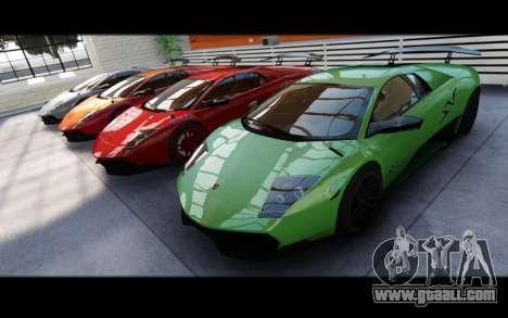 Forza Motorsport 5 Garage for GTA 4