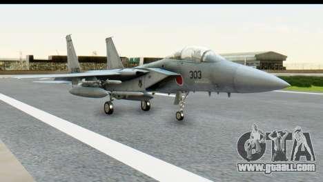F-15J Mitsubishi Heavy Industries for GTA San Andreas