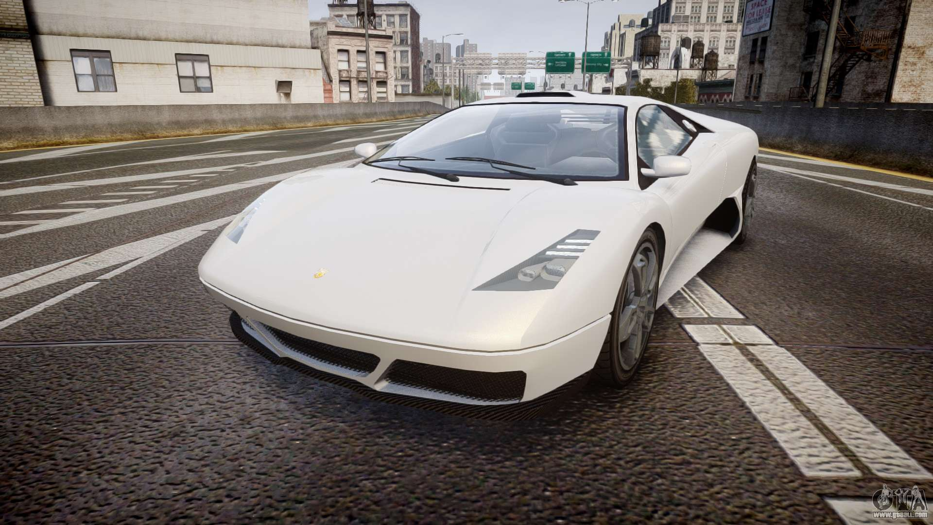 Pegassi Infernus for GTA 4