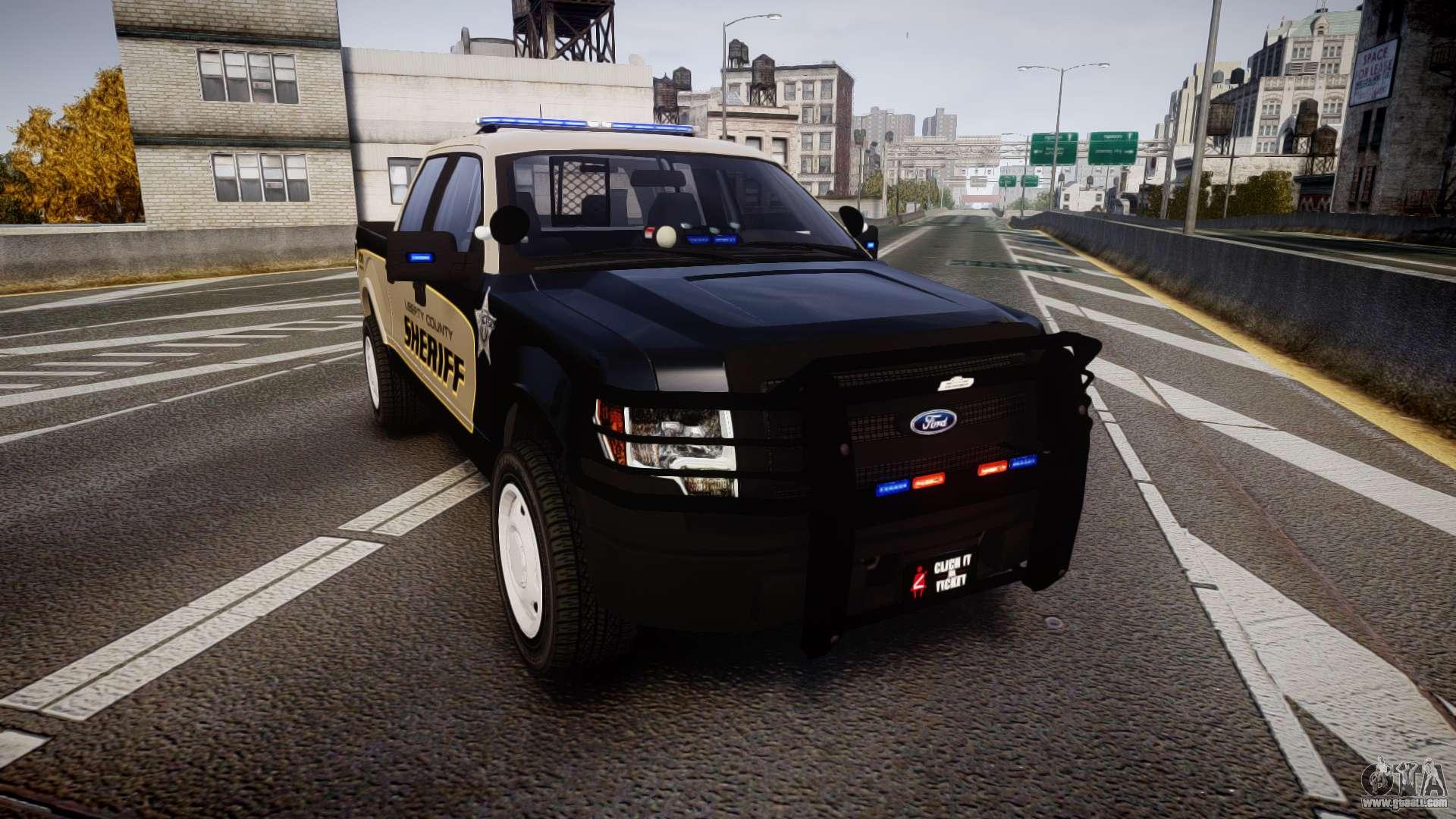 Mod Gta Iv Liberty City Sheriff – HD Wallpapers