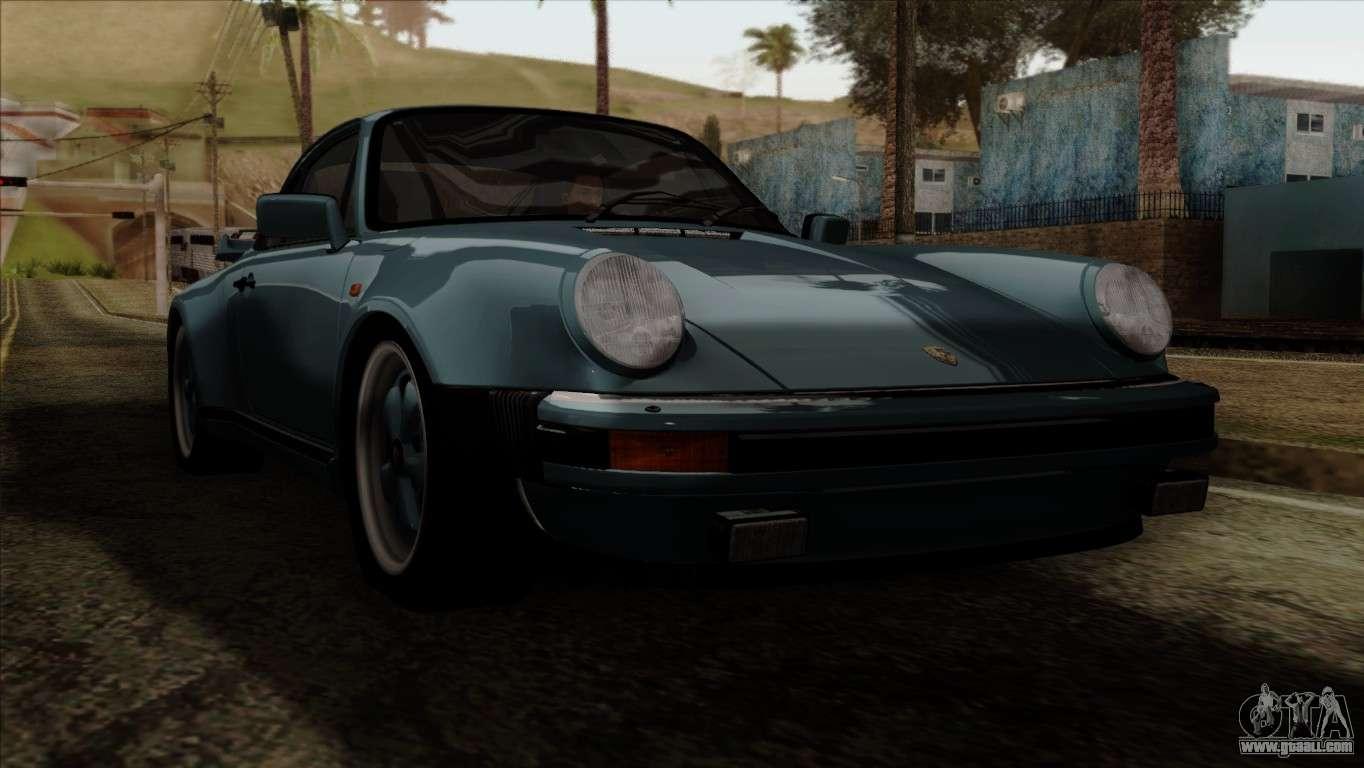 Porsche 911 turbo 33 coupe 930 1981 for gta san andreas vanachro Gallery