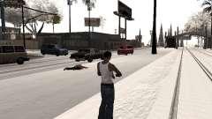 Colormod v5 for GTA San Andreas