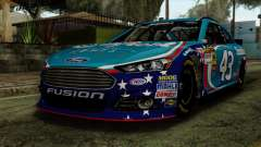 NASCAR Ford Fusion 2013 for GTA San Andreas