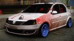 Dacia Logan Most Wanted Edition v2